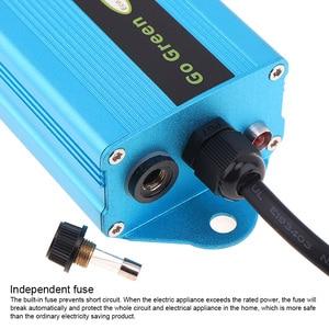 Image 4 - 50KW 90 250 فولت المنزل غرفة آلة توفير الكهرباء صندوق توفير الكهرباء بيل القاتل حتى 35%