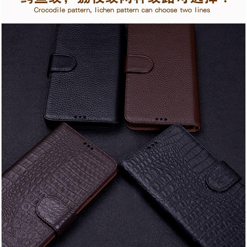 Étui à rabat en cuir externe + PC pour Xiao mi note3 coque arrière protection batterie couverture arrière étui pour Xiao mi note 3 - 5