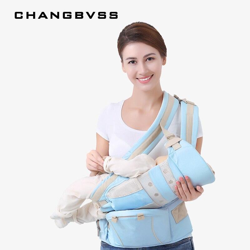0 ~ 36 mois bébé avant face transporteurs confortable 4in1 bébé fronde Hipseat infantile kangourou Wrap bébé sac à dos mochila infantil