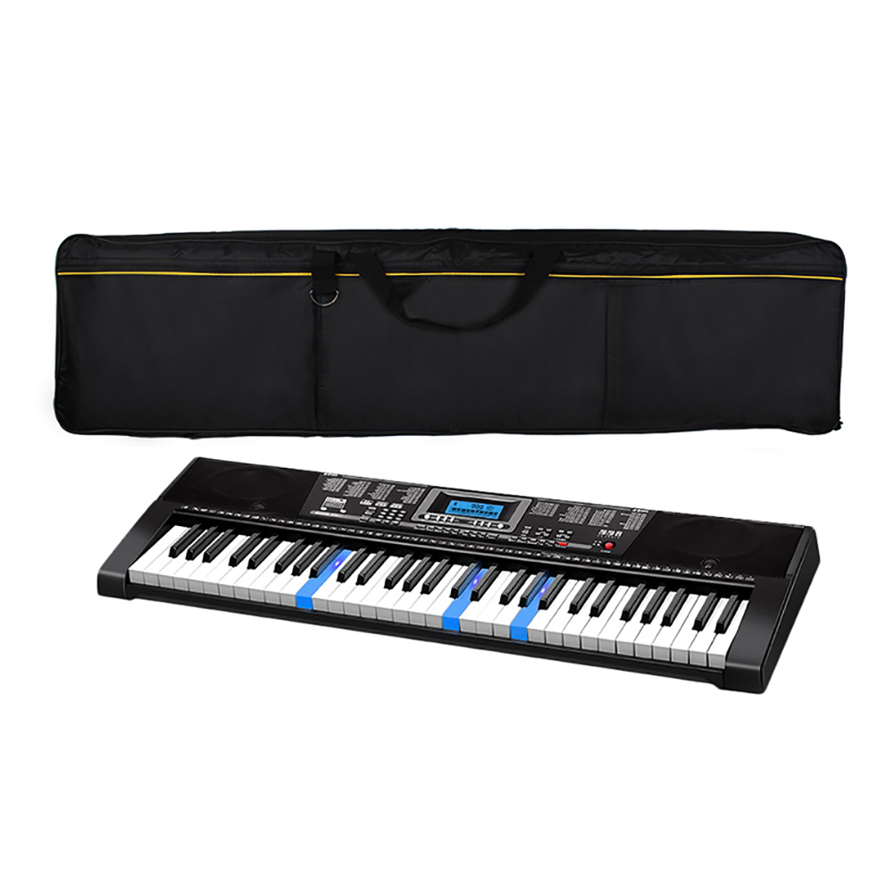 61 76 88 key instrument keyboard electronic piano bag thickened cover case for electronic piano. Black Bedroom Furniture Sets. Home Design Ideas