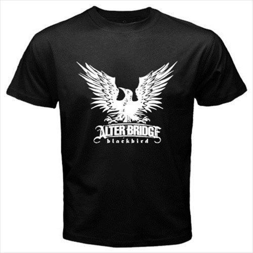 Gildan Alter Bridge Band Black Bird Mens Gildan Tshirt Tee T Shirt S M L XL