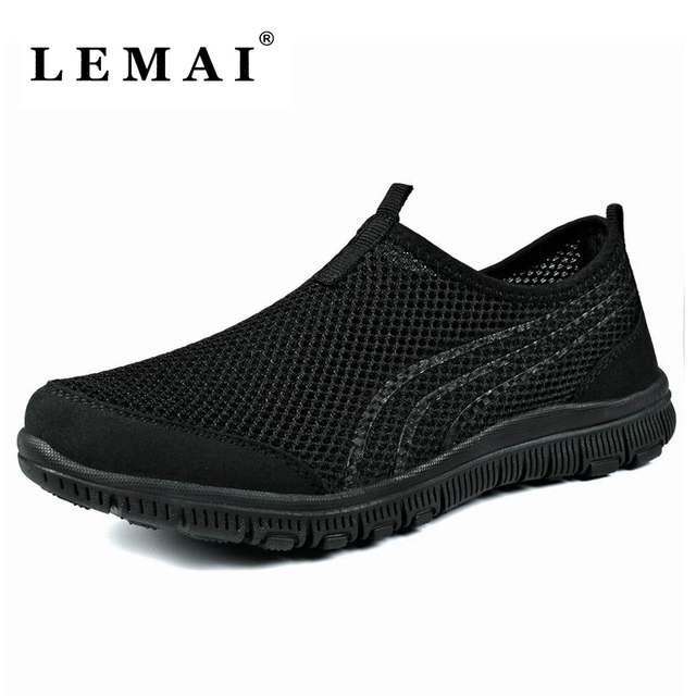 New Unisex Athletic Men Sneakers Summer Breathable Mesh Sport Shoes For Women Outdoor Light Running Shoes