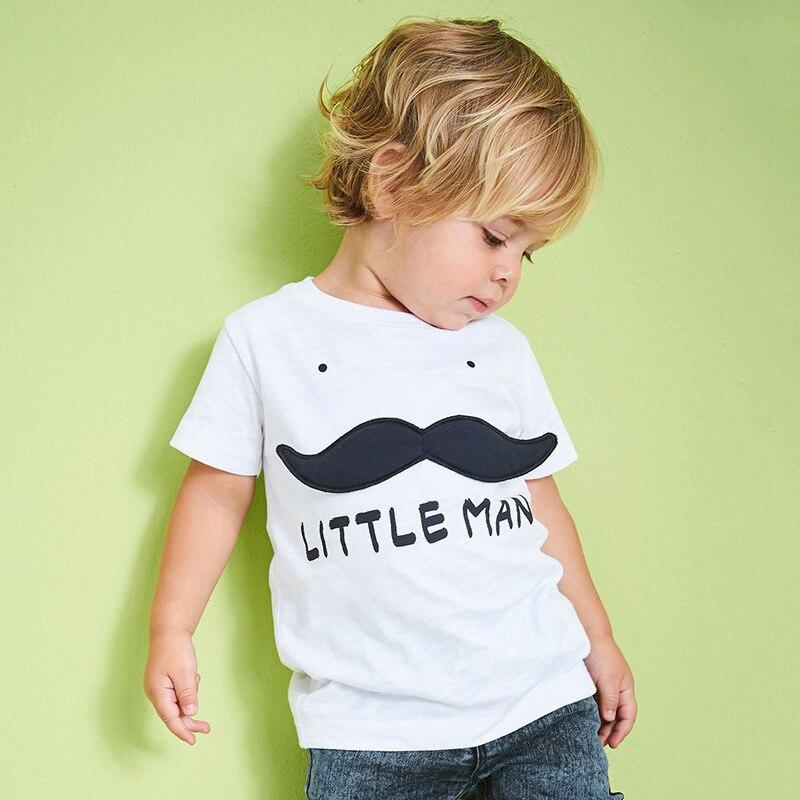 Little Maven Baru Anak Laki Laki Musim Panas Fashion Pria Kecil