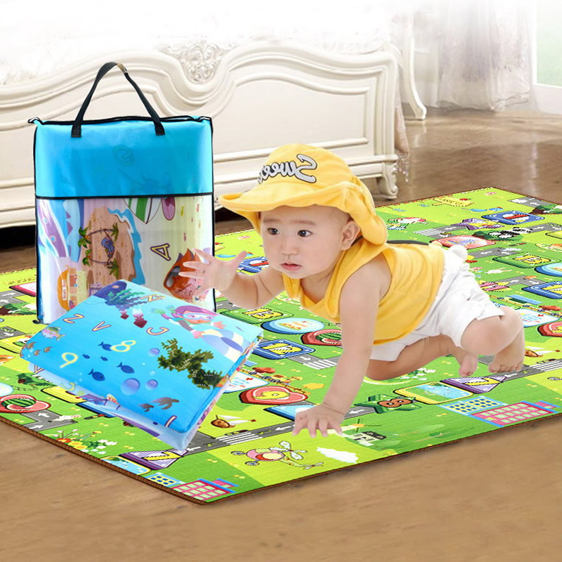 Hot Large Kids Crawling Mat Infant Play Mat Foam Floor
