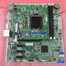 Free shipping CHUANGYISU for H61 motherboard for H-JOSHUA-H61-uATX 698346-501 696233-001 Intel H61 s1155,work perfect