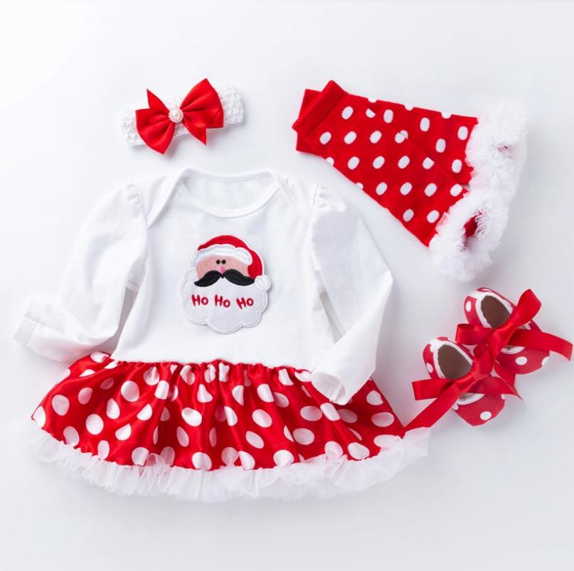 o bebê meninas bonito recém-nascido algodão macacão
