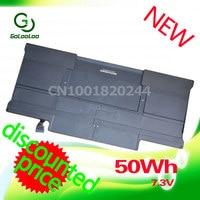 Golooloo 50Wh גנריים חדש סוללה למחשב נייד Apple Macbook Air 13
