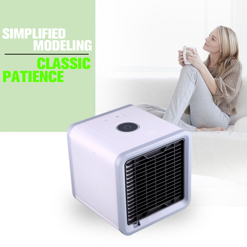 HTB1kT2YKFzqK1RjSZSgq6ApAVXay USB Mini Portable Air Conditioner Humidifier Purifier 7 Colors Light Desktop Air Cooling Fan Air Cooler Fan for Office Home Usb