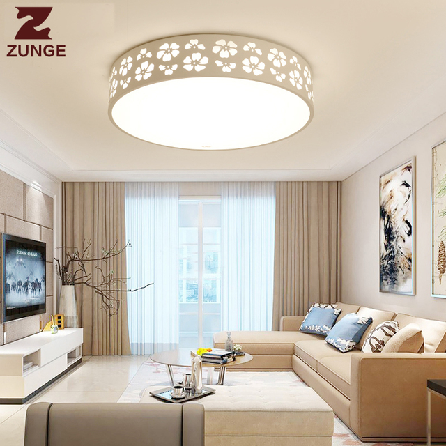ZUNGE LED path ceiling lamp P607 current P606 bedroom living cubicle quarters lamp P608 study restaurant faded P609.
