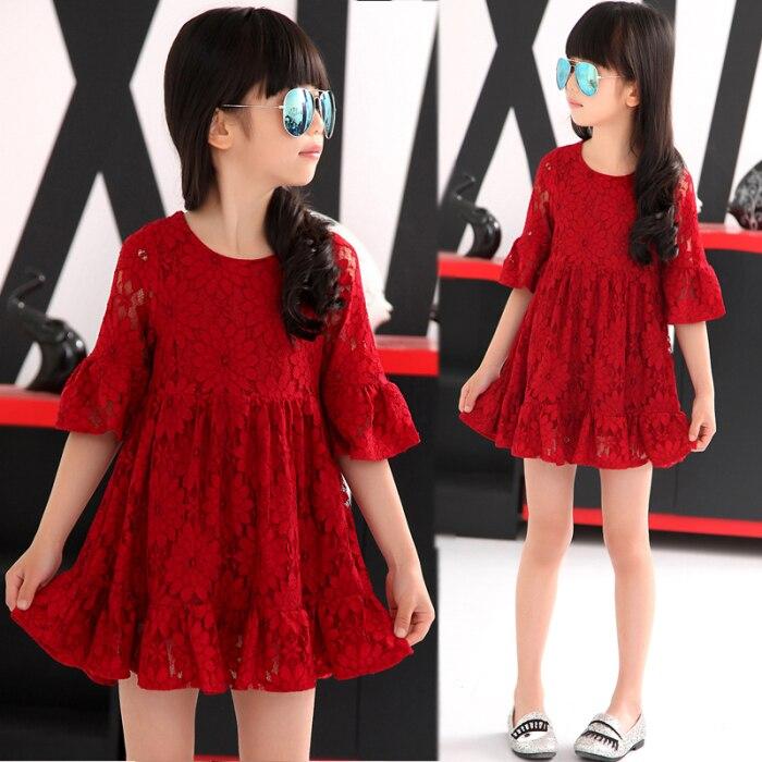 Aliexpress.com : Buy Summer Dresses For Teens Wear Girls to 3 13 ...