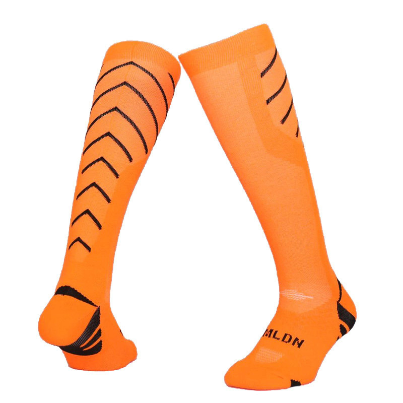 16 17 Top Men Anti Slip font b Football b font Socks Overknee font b Football