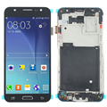 100% Tested J5 2015 For Samsung Galaxy J5 J500F J500M LCD Display + Touch Screen with Digitizer + Bezel Frame Full Assembly