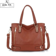 2017 New Genuine Leather Womens Handbag Luxury Women Shoulder Bags Designer Female Crossbody Messenger Bag Lady