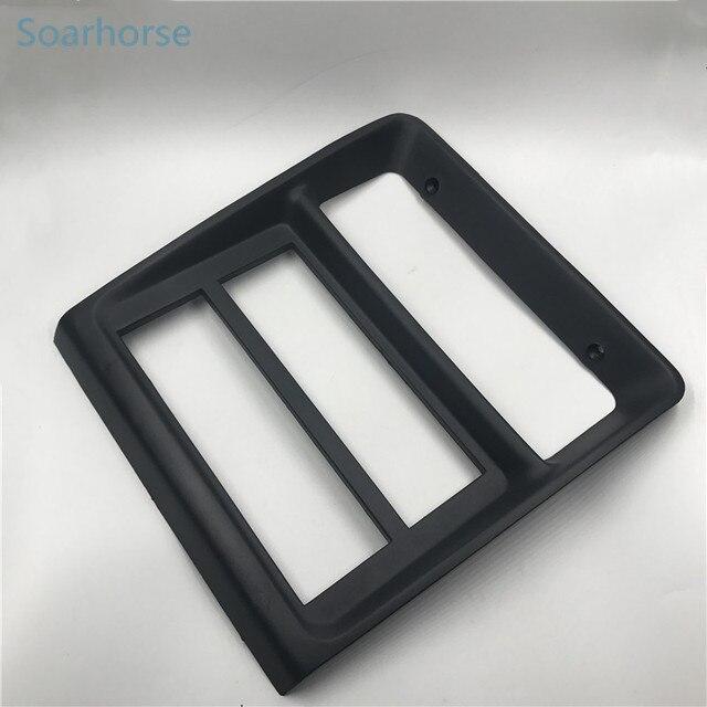 Aliexpress.com : Buy Soarhorse Car instrument center CD Box Frame ...