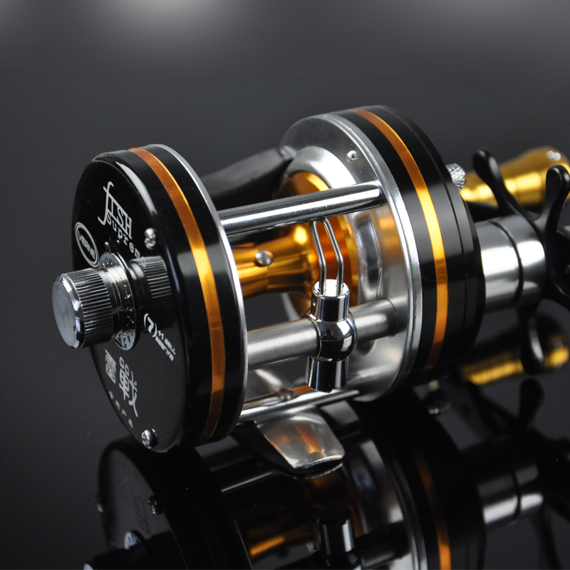 8 shaft pure metal coil baitcasting reel max power 9kgs 25 metal milling press quill feed return coil spring assembly 48 x 25mm max d t