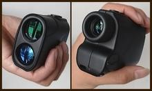 500M Monocular Telescope With Slope Pin seeking Function Golf Laser font b Rangefinder b font Laser