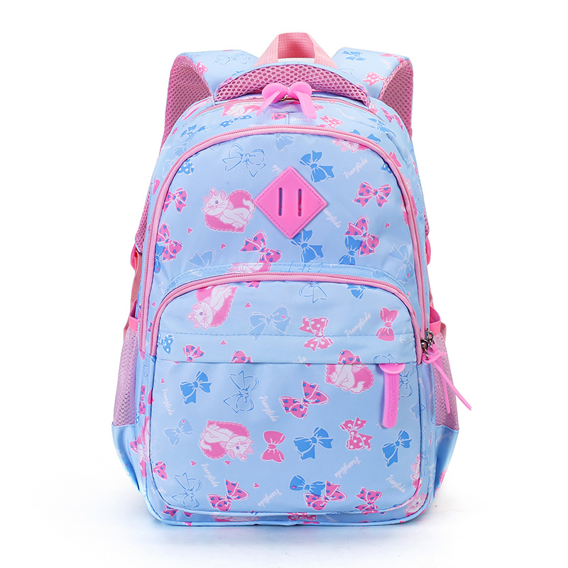 Детские школьные сумки для девочек ортопедический рюкзак школьный Дети основной принцессы школьный рюкзак детский ранец Mochila Infantil