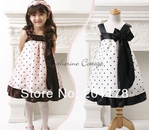 278# free shipment Retail sales girl dress kids dresses girl's chiffon dress