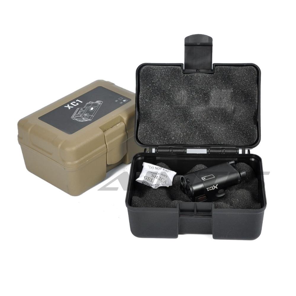 xc1 tatico pistola luz mini lanterna led 04