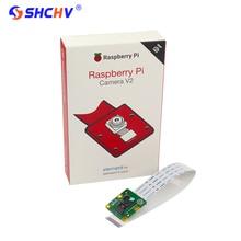 Wholesale Original Official Raspberry Pi 3 Camera V2 Module for Sony IMX219 8MP Pixels Sensor 1080P 720P Video RPI 3 PI3 Camera