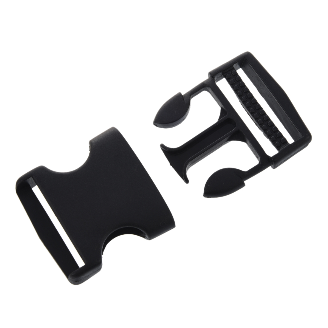 1 1/2 Replacement Belt Connecting Black Plastic Quick Release Buckle 45505 midland replacement belt
