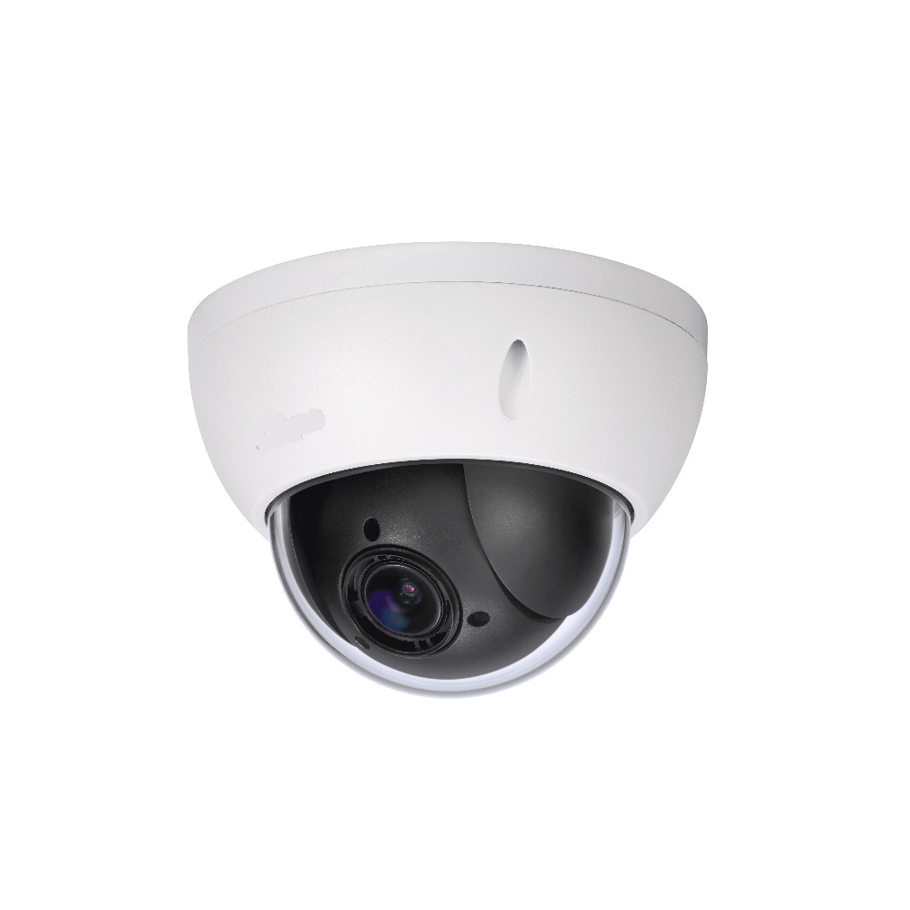 CMOS видеонаблюдения 4MP 4x PTZ сети Камера SD22404T-GN Скорость купол