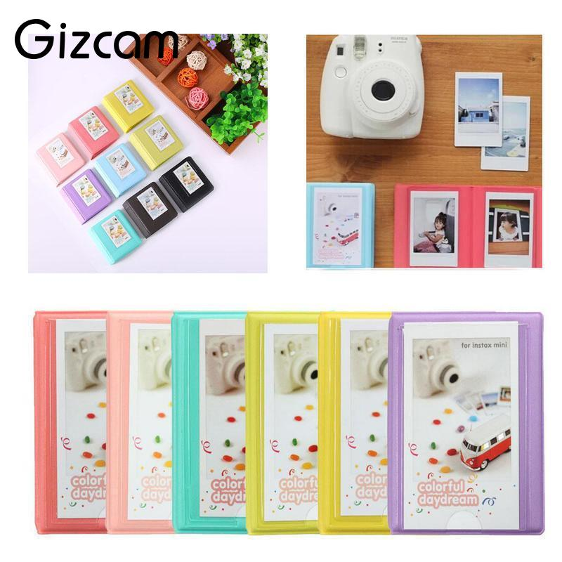 Gizcam 64 Polaroid Fujifilm Instax Mini 7 лездік - Камера және фотосурет - фото 2