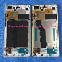 Original Axisinternational For 5 7 Xiaomi Mi Note Or Mi Note Pro With Frame LCD Screen