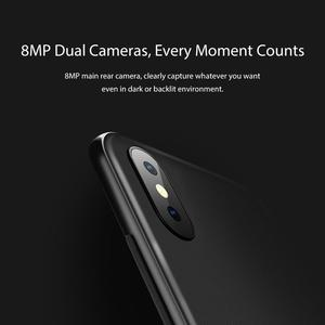 Image 3 - Blackview A 30 A30 5.5 Inch Mobile Phone Quad Core MTK6580A Smartphone 2GB 16GB Android 8.1 Dual SIM 3G Face ID Cellphone 2500mA
