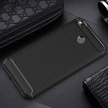 hot deal buy xiaomi redmi 4x case silicon case for xiaomi redmi 4a redmi 4 pro cover fundas soft carbon fiber brushed coque etui accessory