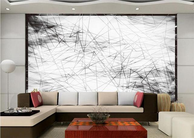 3D wallpaper photo wallpaper custom mural non woven Fashion simple
