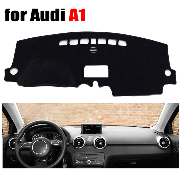 Car Dashboard Cover Mat For Audi A1 All The Years Left Hand Drive Dashmat Pad Dash