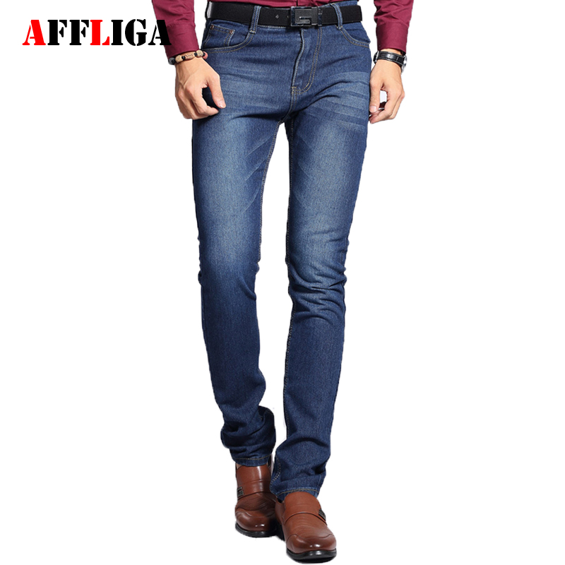 Men Jeans 2017 New Pants Men Jeans Fashion Straight Slim Casual Jeans Men Pants Brand Plus Size Cotton Jeans Pants Men Hot Sale men s cowboy jeans fashion blue jeans pant men plus sizes regular slim fit denim jean pants male high quality brand jeans