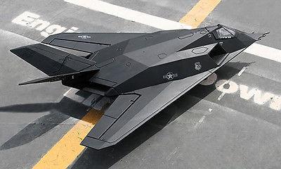 Escala SkyFlight LX RC KIT Modelo F117 Nighthawk EPS Avión 64 MM FED Jet