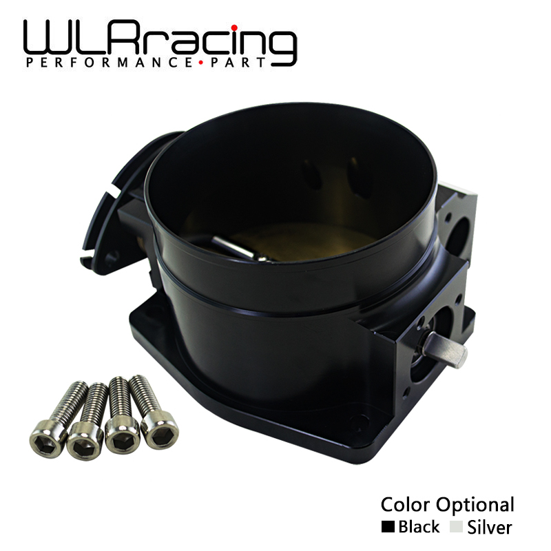 WLR RACING - 92MM THROTTLE BODY FOR GM GEN III LS1 LS2 LS6 THROTTLE BODY Intake LS3 LS LS7 SX LS 4 BOLT CABLE WLR6937 free shipping new throttle body 92mm for gm gen iii ls1 ls2 ls6 throttle body for ls3 ls ls7 sx ls 4 bolt cable vr6937