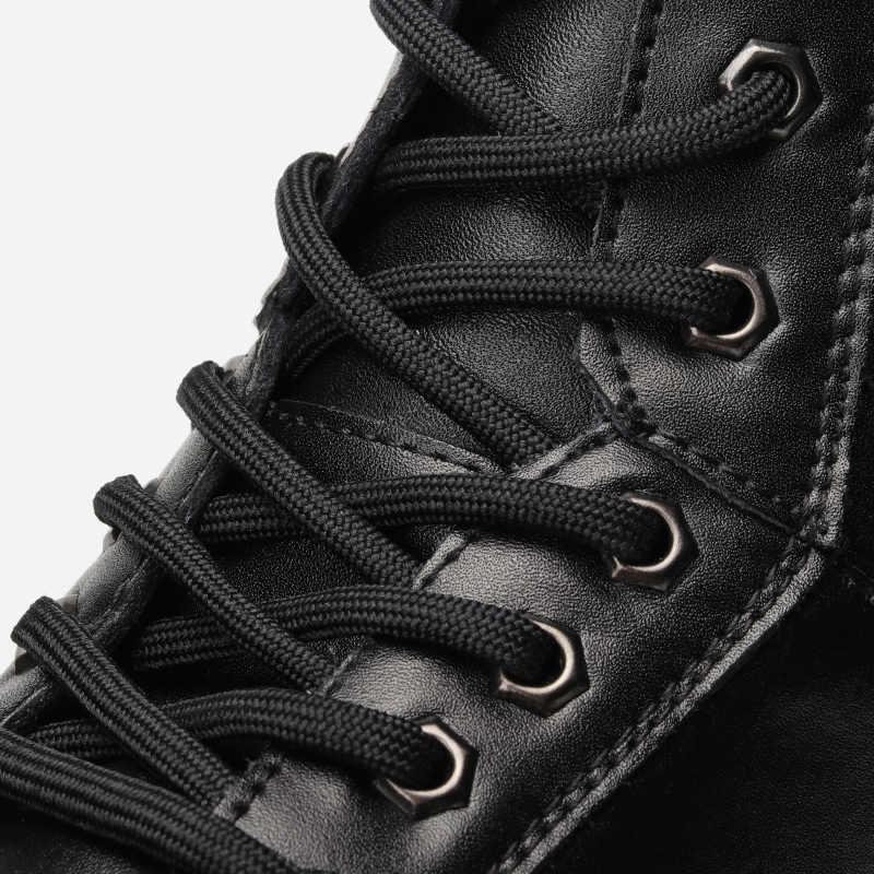 2018 Boyut 35 ~ 46 Erkek Botları El Yapımı marka Erkekler sonbahar Çizmeler # ZW1198