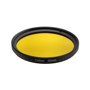 Image 5 - 40.5mm 43mm 46mm 52mm 55mm 58mm 62mm 67mm 72mm 77mm 82mm Canon Sony nikon kamera Lens Için Tam Renk Filtreler Set Aksesuarları