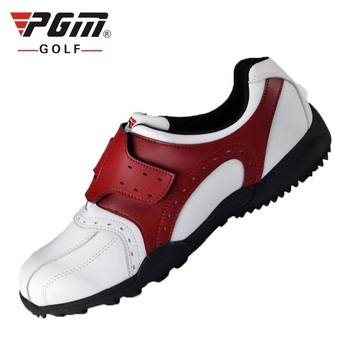 New Arrival PGM Mens Golf Shoes Waterproof Spikes Anti-Skid Training Shoes Man Lightweight Breathable Golf Shoes #B1337