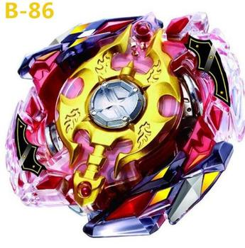Bayblade New Style B34 B35 B36 B37 B41 B42 B44 B48 Starter Zeno Excalibur .M.I Spinning Top (Not Include Box and Launcher) image