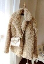 New Style High-end Fashion Women Faux Fur Coat S28