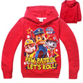 Spring cotton children hooded T-shirt tops tee Sweatshirt kids Girls boys t shirt for child baby clothing Girls garment clothing