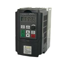 9100-1T-00040-G 0.4KW 220V 2.5A VFD Inverter Portable Frequency Converter Single-phase Electrical Equipments