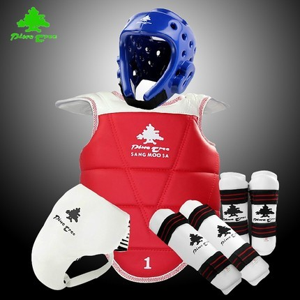 Brand MMA Taekwondo Karate sport shin protector arm protector helmet body protector crotch protector karate kata applications