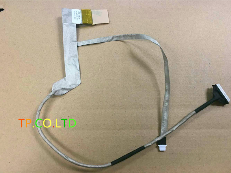 BRAND New LCD CABLE FOR hp PROBOOK 4520S 4525s 4520 4525 screen cable 50.4gk01.012