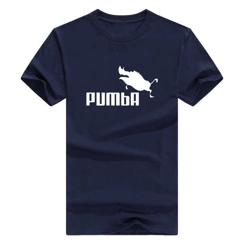 ENZGZL 2019 Summer New T Shirt Mens 100% cotton T-shirts Tee Short Sleeve High Quality Boys Tshirt TOPS Navy This is me E4930