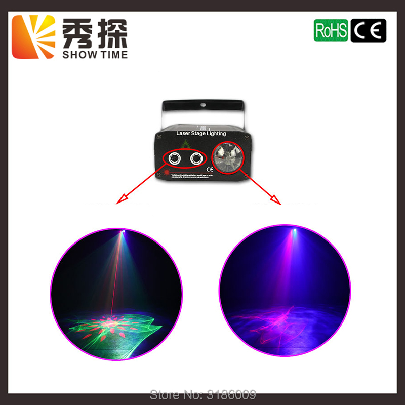 Hot sales Mini LED Wave Laser Stage Lighting Patterns RG Laser 3W Led Blue Wave Effect Scanner For DJ Disco Party Club Light modern copper wall lamps villa hotel crystal wall light study bedroom led wall lamp modern led lamp bathroom crystal wall light