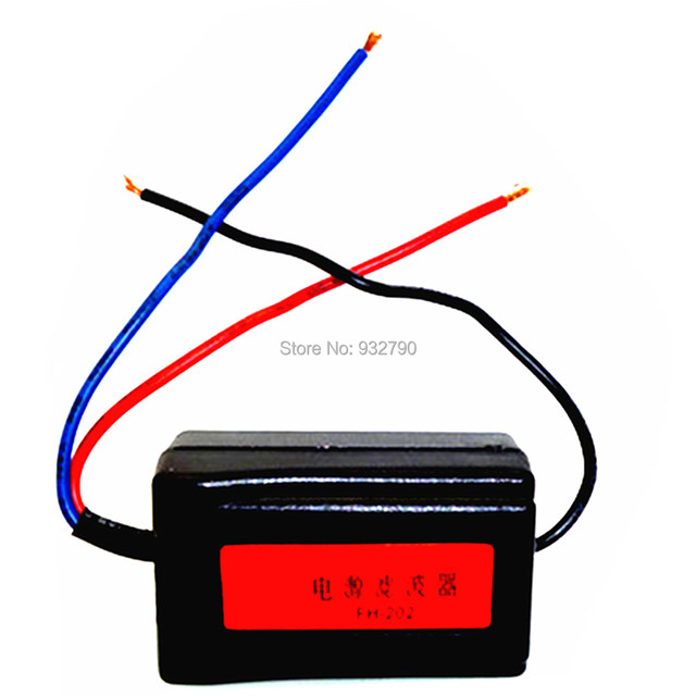 12V Car Stereo Radio Audio Power Wire Engine Noise Filter Suppressor ...