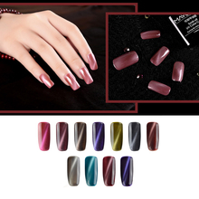 MRO cat eye nail gel Polish 1Pcs Nail Gel Polish Gel Long-lasting Soak-off Gel Nail LED UV 5ml Hot Nail 34 Colors