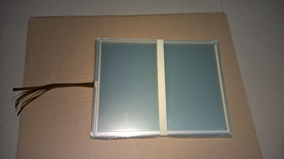 MP270B-10 6AV6545-0AG10-0AX0 touch screen touch panel touch glass