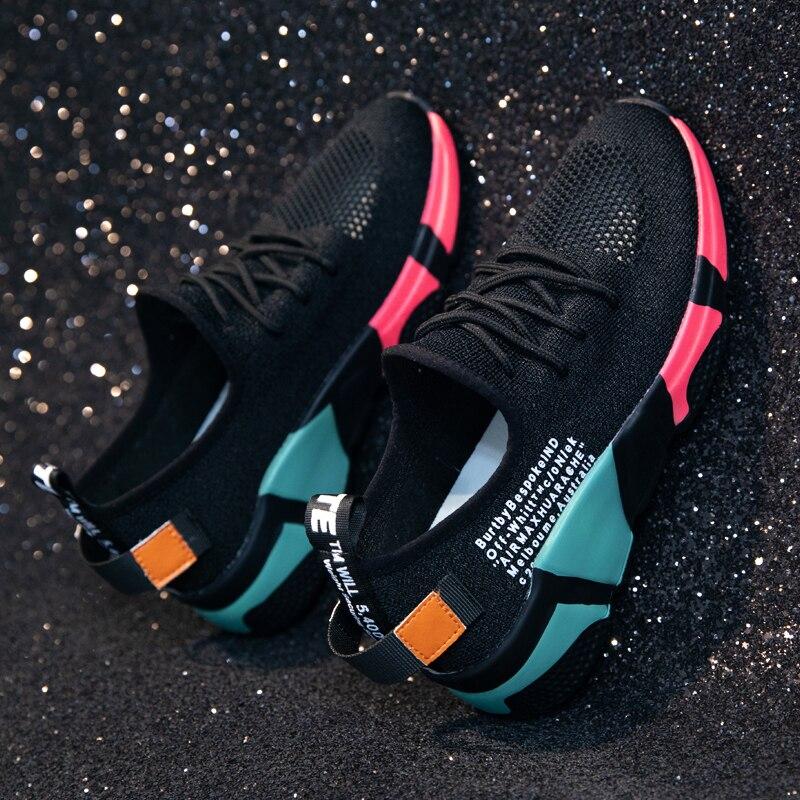 Farben Zapatillas Perfetto Weiß Cm Prova Schuhe Casual Ferse 5 Frühjahr Atmungs Schwarzes Mujer Turnschuhe schwarz Weibliche Frauen weiß AUUqWwv6